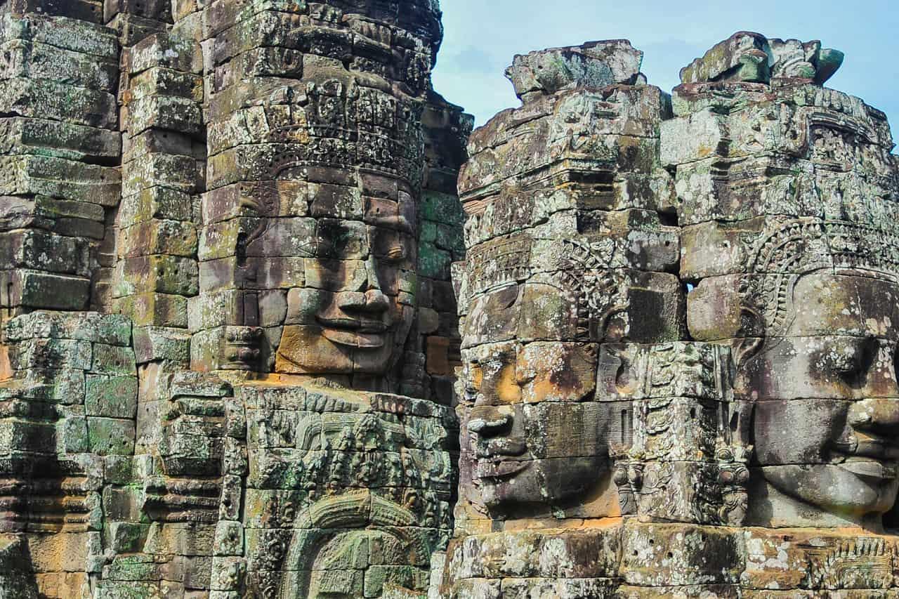 Angkor Wat 3 Day Temple Tour Cambodia Golden Tours