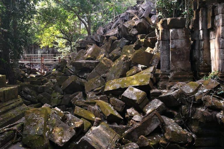 Beng Mealea Temple