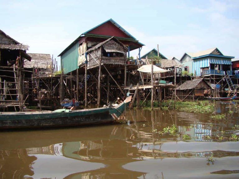Kompong Phluk Floating Village