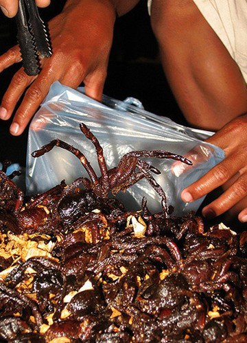 Streetfood Siem Reap